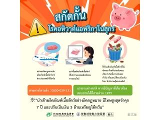 非洲豬瘟泰國